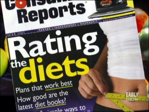 Which Diets Really Work?
