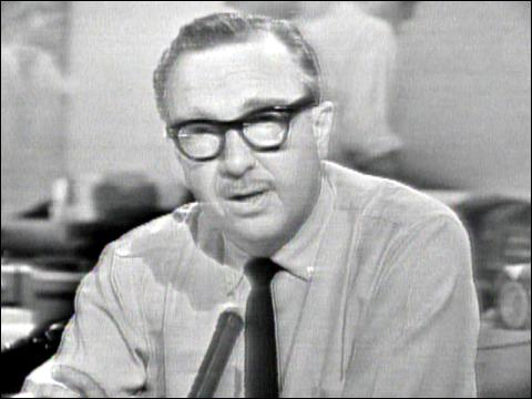 Cronkite's Kennedy Coverage