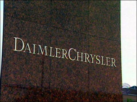 Daimler Sells Off Chrysler