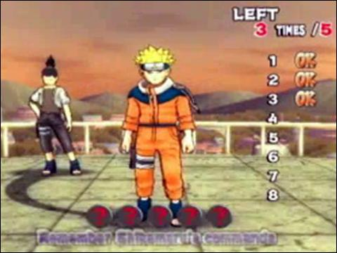 More 'Naruto' For PS2