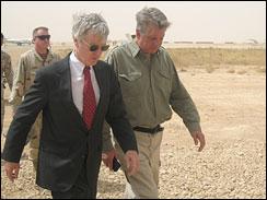 U.S. ambassador to Iraq Ryan Crocker