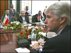 Talks between U.S. and Iranian ambassadors in Baghdad