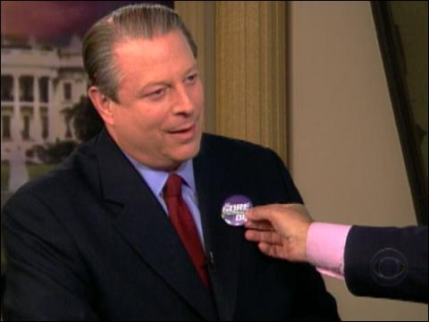 Gore Blasts Bush