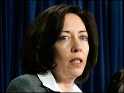 U.S. Senator Maria Cantwell (D-WA)