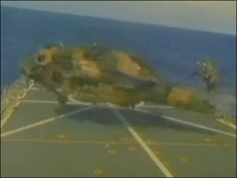 Australian Blackhawk Crash