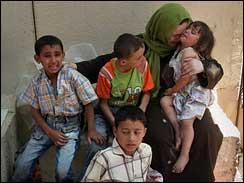 Palestinians wait to escape Gaza