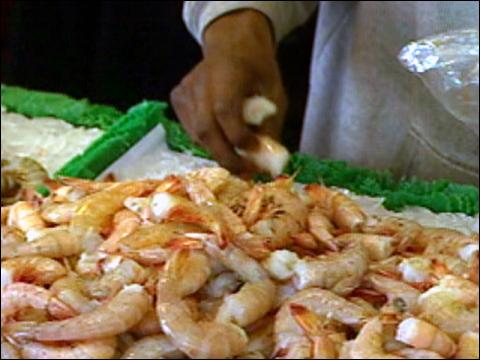 FDA Restricts Chinese Seafood