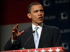 Barack Obama, National Association of Latino Elected and Appointed Officials