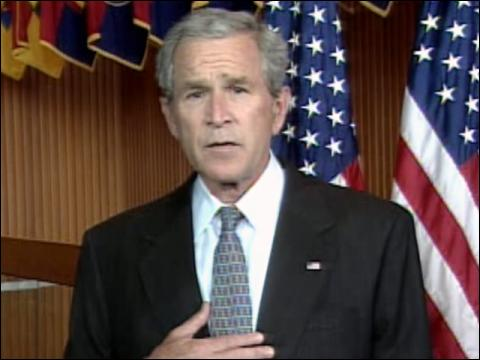 Bush Explains Libby Decision