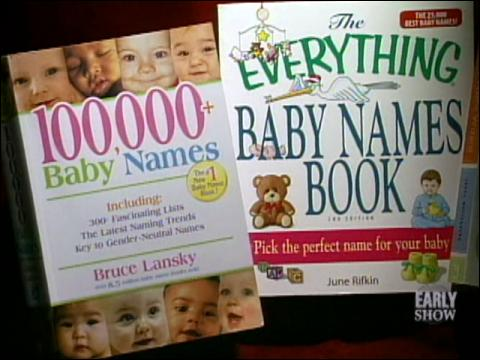 The Business Of Baby Names