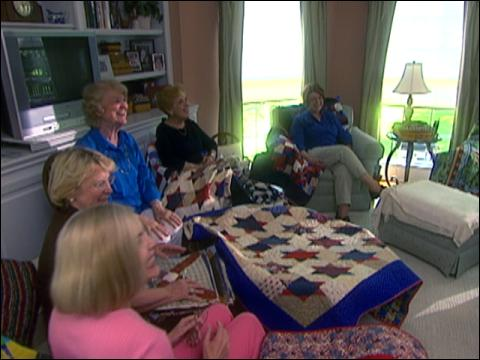 Eye To Eye: Quilts For Iraq