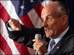 Mayor Giuliani