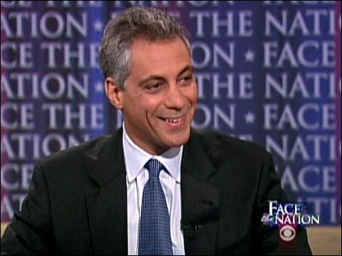 Emanuel: Mideast Policy Fails