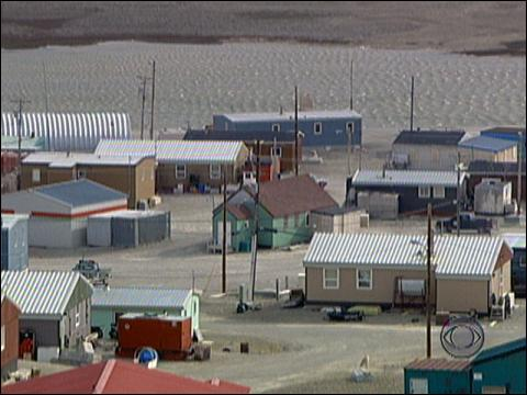 Warming Threatens Inuit Life