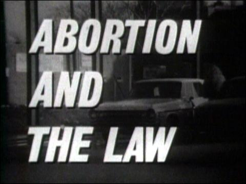Public Eye: Abortion In 1965