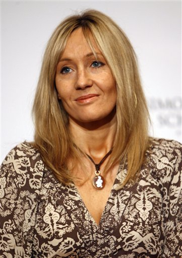 J.K. Rowling - another leading lady