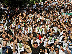 Iran's supreme leader orders probe of vote fraud