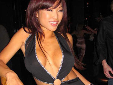 ... the killing of soft-core porn star, actress and model Felicia Lee, 31, ...