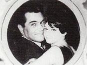 John Gotti and Victoria DiGiorgio