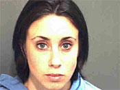 凯西安东尼逮捕照片,2008年7月16日。