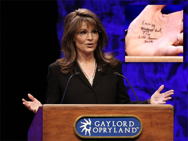 careful smudge speech lol palin hand