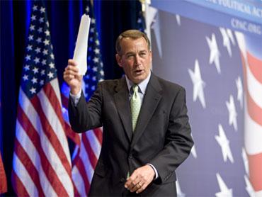 John Boehner AP