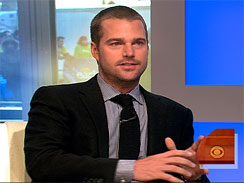 Chris O'Donnell plays agent G. Callen in CBS' _NCIS: Los Angeles,_ partnered with LL Cool J's agent, Sam Hanna.