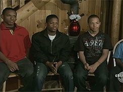 Six years after horrific child abuse, Tre'Shawn, Terrell, and Michael share their story.