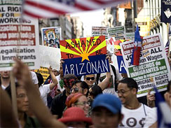 Rally Against Arizona
