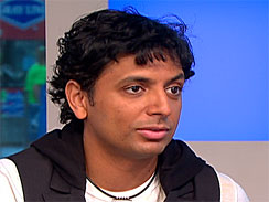 M. Night Shyamalan on CBS Early Show