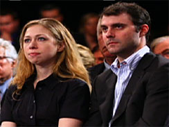 Chelsea Clinton &amp; Marc Mezvinsky