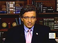 Dr.ZuhdiJasser,presidentoftheAmericanIslamicForumforDemocracy,inPhoenix,on_TheEarlyShowonSaturdayMorning,_explainingwhyheopposestheproposedIslamicCentertwoblocksfromGroundZeroinNewYork.
