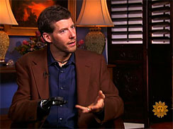 Aron Ralston had to amputate his right hand in order to survive a mountaineering ordeal. His story is now a major movie.