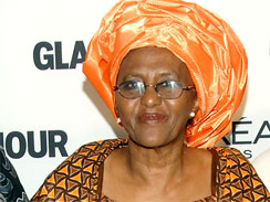 Dr. Hawa Abdi attends the 20th annual Women of the Year awards at Carnegie Hall on November 8, 2010 in New York City.