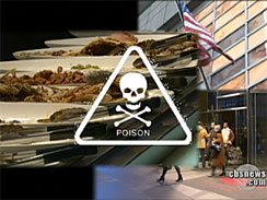 Department of Homeland Security officials uncovered a plot by al Qaeda in the Arabian Peninsula to poison food at hotels and restaurants in the United States.