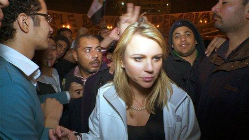 lara logan attack. CBS News#39; Lara Logan