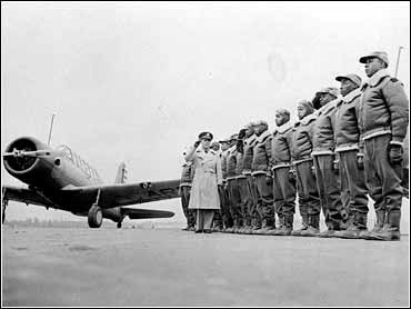 Tuskegee Airmen Salute - Photo1