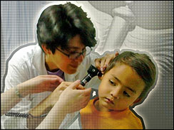 Seattle Chiropractor Ear infections Chiropractic